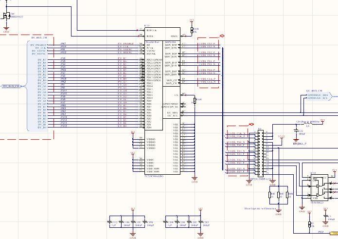 Electronic design schema